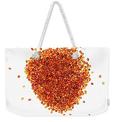 Amber #8022 Weekender Tote Bag by Andrey Godyaykin