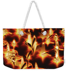 Amber Dreams Weekender Tote Bag by Paula Ayers