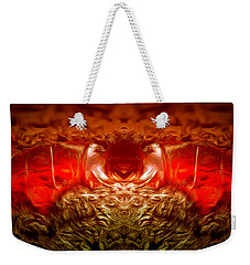 Amber Nightmare Weekender Tote Bag