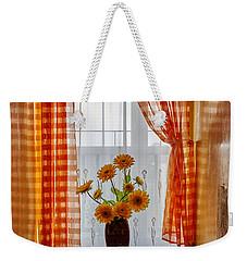 Amber View Weekender Tote Bag