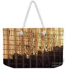Amber Window Weekender Tote Bag