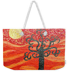 Ambient Bliss Weekender Tote Bag by Rachel Hannah