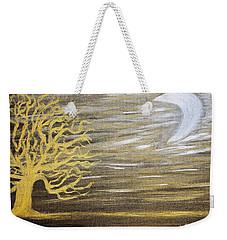 Ambient Night Weekender Tote Bag by Rachel Hannah