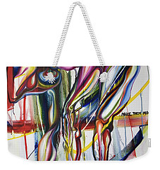 Ambigious Monster Weekender Tote Bag