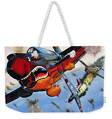 Ambushed Weekender Tote Bag