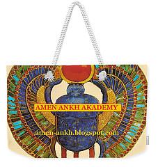 Amen Ankh Akademy Weekender Tote Bag