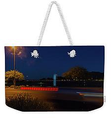 America At Night Weekender Tote Bag