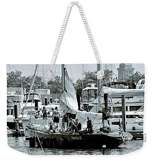 America II And The Statue Of Liberty Weekender Tote Bag