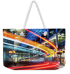 America Plaza Station Weekender Tote Bag