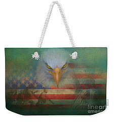America The Great Weekender Tote Bag
