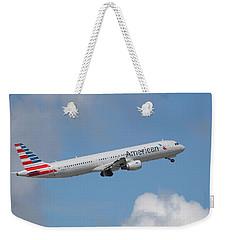American Air Weekender Tote Bag