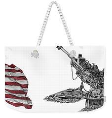 American Artillery Weekender Tote Bag