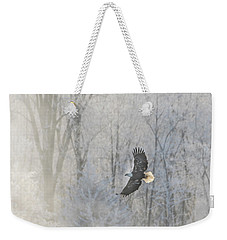 American Bald Eagle 2017-2 Weekender Tote Bag
