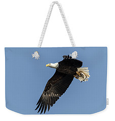 American Bald Eagle 2017-4 Weekender Tote Bag