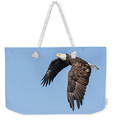 American Bald Eagle 2017-5 Weekender Tote Bag