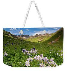 American Basin Weekender Tote Bag by Steve Stuller