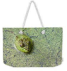American Bullfrog Weekender Tote Bag