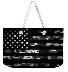 American Camouflage Weekender Tote Bag