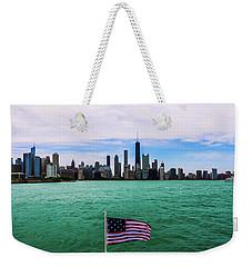 American Chi 2 Weekender Tote Bag