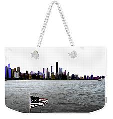 American Chi 3 Weekender Tote Bag