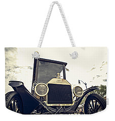 American Classic Weekender Tote Bag by Caitlyn  Grasso