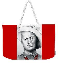 American Cowboy Weekender Tote Bag