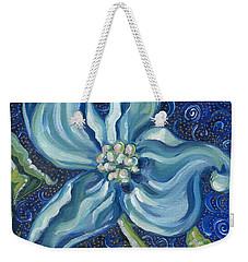 American Flowering Dogwood Weekender Tote Bag by John Keaton