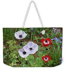 American Flowers Weekender Tote Bag