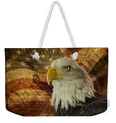 American Icons Weekender Tote Bag by Susan Candelario