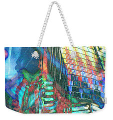 American Indian Impression Weekender Tote Bag