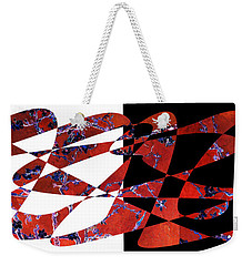 American Intellectual 6 Weekender Tote Bag by David Bridburg