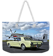 American Legends Weekender Tote Bag