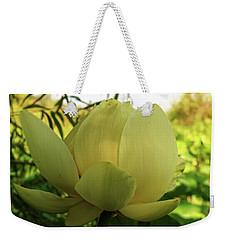 American Lotus Weekender Tote Bag by Scott Kingery