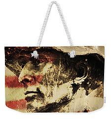 American Patriot Weekender Tote Bag