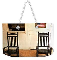 American Porch Weekender Tote Bag
