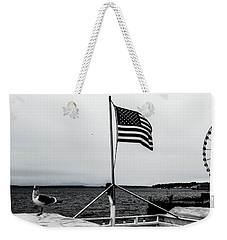 American Seattle Weekender Tote Bag