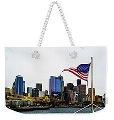 American Seattle Ic Weekender Tote Bag