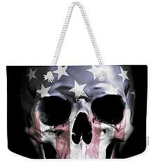 American Skull Weekender Tote Bag