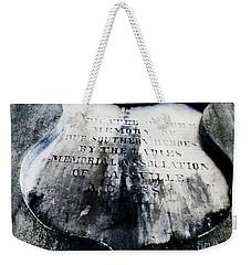American Southern Heritage Cassville Georgia Weekender Tote Bag