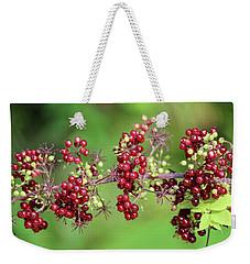 American Spikenard Weekender Tote Bag