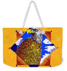 American Spirit Weekender Tote Bag by John Keaton