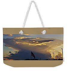 American Supercell Weekender Tote Bag