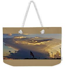 American Supercell Weekender Tote Bag by Ed Sweeney