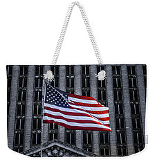 American The Beautiful  Weekender Tote Bag