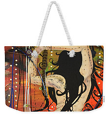 American Witch Weekender Tote Bag