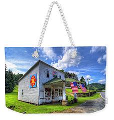 Americana Weekender Tote Bag by Dale R Carlson