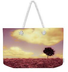 Amethyst Skies Weekender Tote Bag