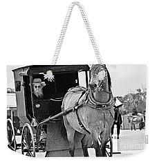 Amish Rig Weekender Tote Bag