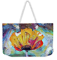 Among The Poppies II Weekender Tote Bag