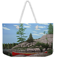 Among The Rocks II Weekender Tote Bag